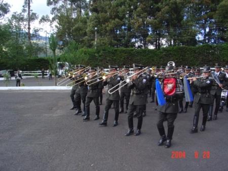CEREMONIAS POLICIALES